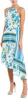 Donna Morgan womens HALTER TOP DRESS Dress