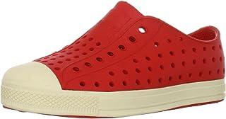 Native Jefferson Slip-On Sneaker,Torch Red,13 M US Little Kid