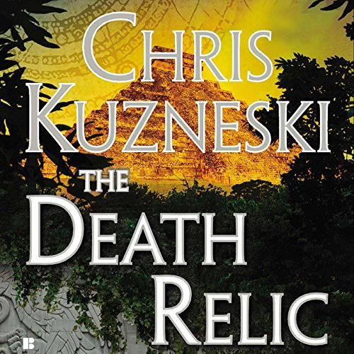 The Death Relic audiobook cover art