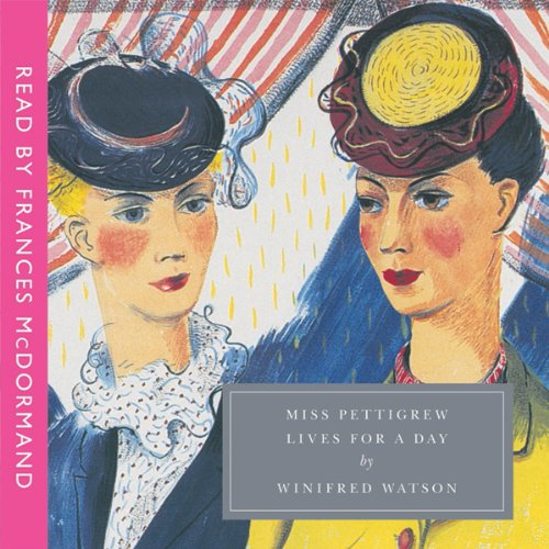 Miss Pettigrew Lives for a Day audiobook cover art