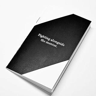 モノトーン100万遍題目帳/074ブラック×ホワイト/創価学会用グッズ/SGI・SOKA