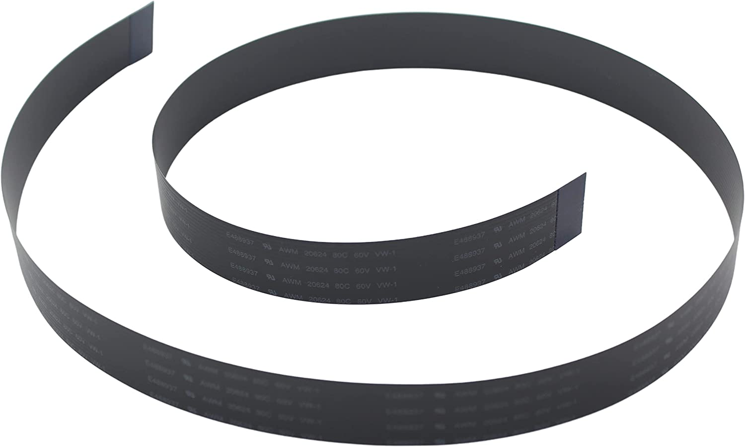 A1 FFCs - Flex Ribbon Cable for overseas Pi Camera 60 Raspberry OFFicial store c Black