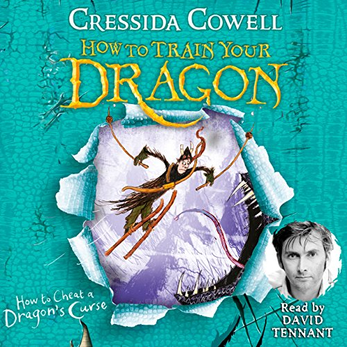 How to Cheat a Dragon's Curse audiobook cover art
