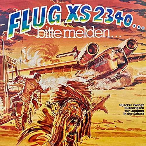 Couverture de Flug XS 2340 - bitte melden