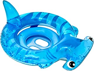 The Original Swim School Sharkie Glitter Baby Boat (Sharkie Kids 6-18 Months)