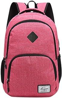 TAMALLU Damen Groß Kapazität Rucksack Umhängetasche Einfarbige Handtasche