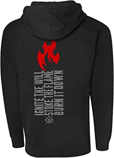 WWE Seth Rollins Ignite The Will Pullover Hoodie Sweatshirt