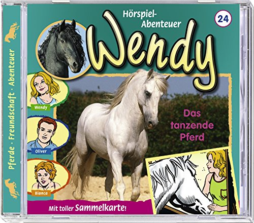 Folge 24: Das tanzende Pferd CD