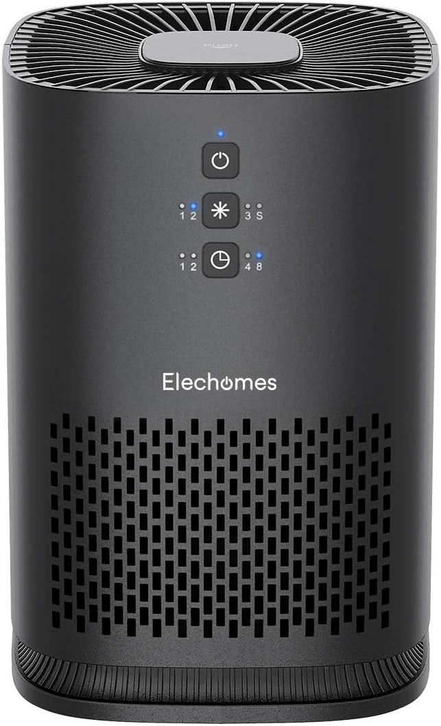 Elechomes True HEPA Air Purifier $29.99 Coupon