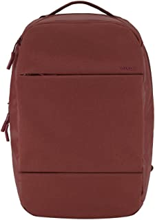 City Compact Backpack - Deep Red OPEN BOX