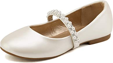 Best girls cream shoes Reviews