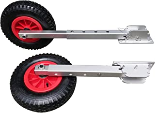 Brocraft Delux Boat Launching Wheels/Delux Boat Launching Dolly 12