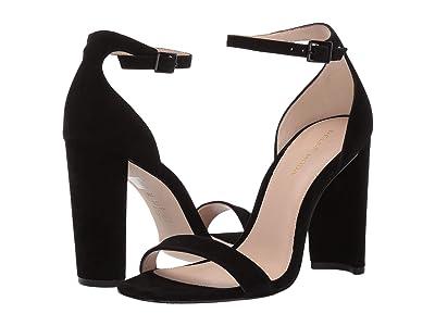 Pelle Moda Gabi 2 (Black Suede) Women