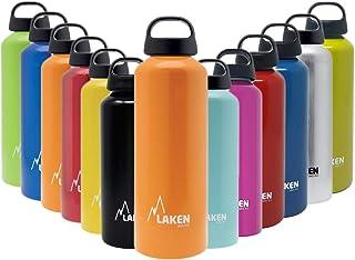 comprar comparacion Laken Classic Botella de Agua Cantimplora de Aluminio con Tapón de Rosca y Boca Ancha
