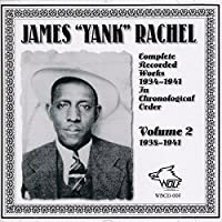 Volume 2 - 1938-1941 by James Yank Rachel (1994-09-05)