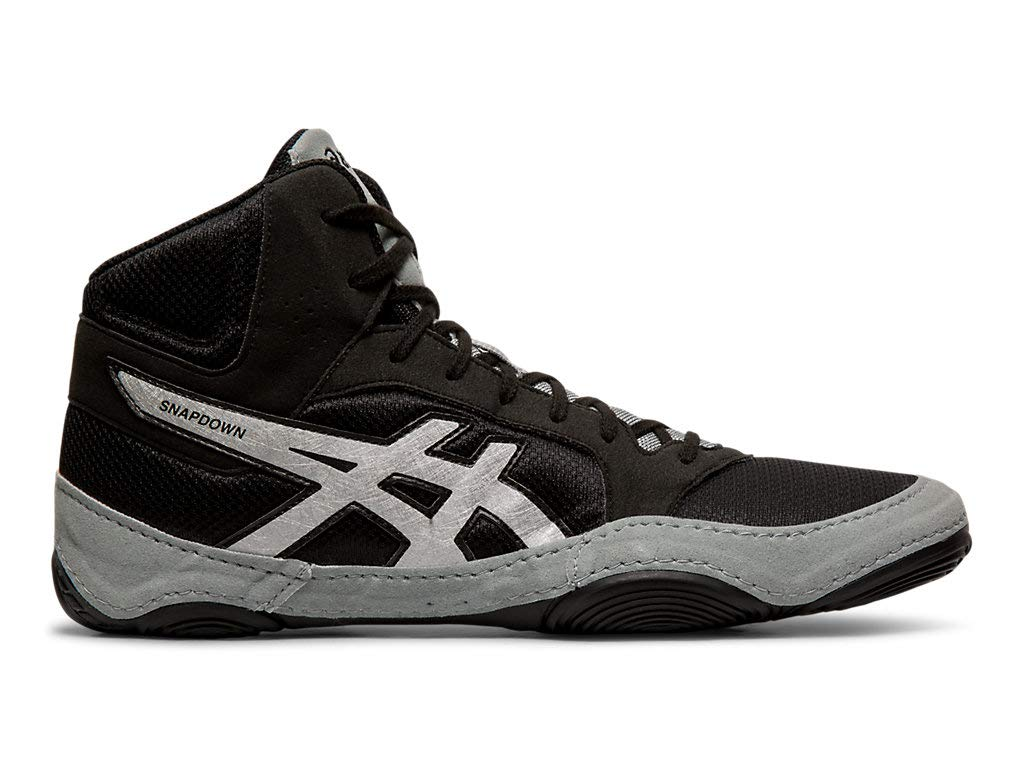 ASICS Snapdown Wrestling Shoes Silver