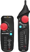 Digital Multimeter Dual Mode Network Cable Tracker Wire Toner RJ45 RJ11 Ethernet LAN Tracer Analyzer Detector Line Finder FWT82 Electrical Maintenance YLYHQUS