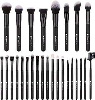 DUcare Makeup Brush Set 27Pcs Professional Makeup Brushes Women Gift Premium Synthetic Kabuki Foundation Blending Brush Face Powder Blush Concealers Eye Shadows Make Up Brushes Kit