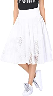 Puma Women En Pointe Skirt White