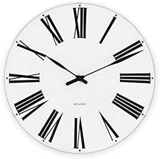 【正規輸入品】Arne Jacobsen Roman Wall Clock 29cm 43642