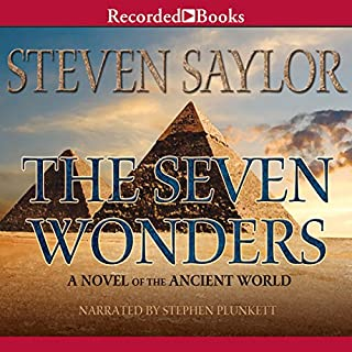 The Seven Wonders audiobook cover art