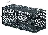 Frabill Crawfish Trap, 8 x 8 x 18-Inch, Black