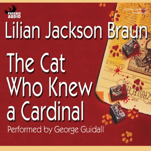 The Cat Who Knew a Cardinal Titelbild