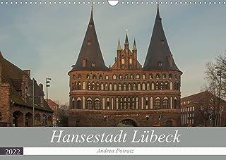 Hansestadt Lübeck (Wandkalender 2022 DIN A3 quer): Lassen Sie sich mit Fotografien der Lübecker Altstadt durch das Jahr be...