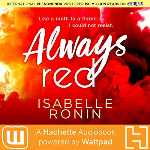 Always Red audiobook cover art