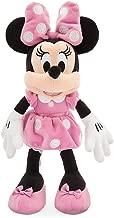 Disney Minnie Mouse Plush - Pink - Small