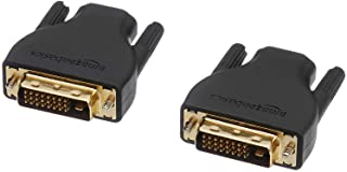 AmazonBasics HDMI to DVI-D Adapter - 2-Pack