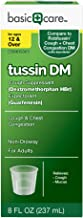 Basic Care Tussin DM Cough, 8 Ounce