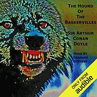 Couverture de The Hound of the Baskervilles