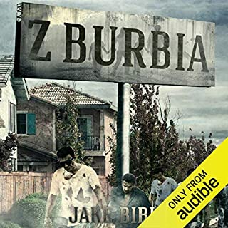 Z-Burbia audiobook cover art