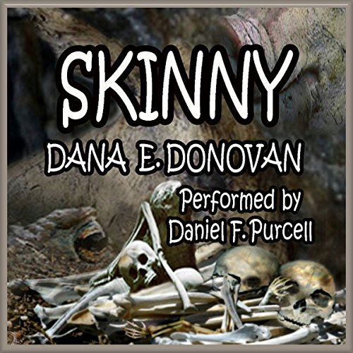Skinny audiobook cover art