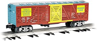 Williams by Bachmann 40-Feet Ringling Bros. and Barnum and Baily Stock Car Horse Car - O Scale