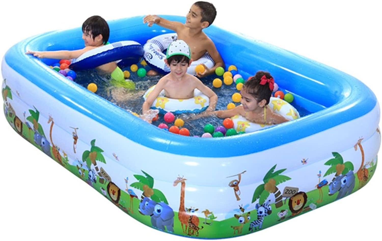 LPYMX,Gepolsterte Badewanne Groe aufblasbare Badewanne Pool Pool Kind Baby   Pool Pool mit elektrischen Pool (256  168  55 cm) Badewanne