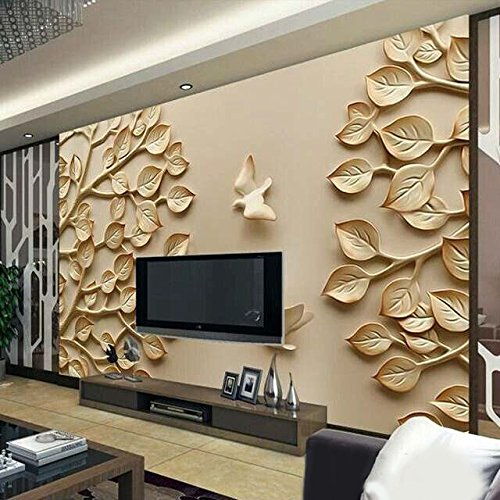 3D Wall Paper For Living room: Buy 3D Wall Paper For Living ...