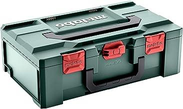 Metabo metaBOX 165 L, leeg (626889000) Afmetingen: 496 x 296 x 165 mm, koffervolume: 16,7 l, max. draaglast deksel: 125 kg