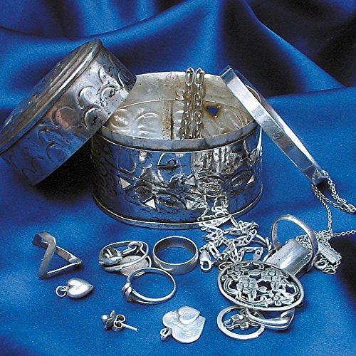 HG 437030106 Bath Dress Jewellery Looks Shiny Clean Again, White, 300ml