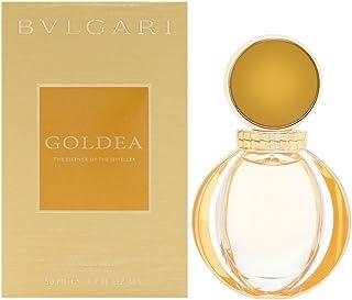 Bvlgari Goldea Mujeres 50 ml - Eau de parfum (Bergamota Azahar Frambuesa Jazmín Ylang-ylang Papyrus Pachuli Aerosol)