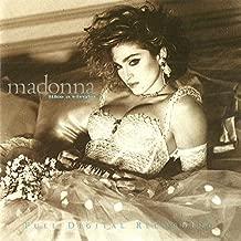 Original 1984 Cover Artwork (CD Album Madonna, 9 Tracks)