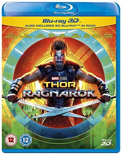 Thor Ragnarok 3D Bd (2 Blu-Ray) [Edizione: Regno Unito]