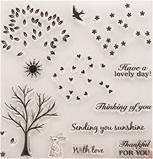 stampin up lovely as a tree stamp set
