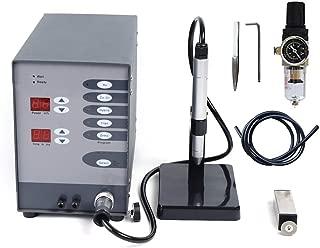 Jewelry Spot Welding Machine, Pulse Argon Necklace Bracelet Arc Welding Machine for Jewelry Repair Welding 110V 100W