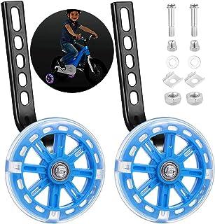 comprar comparacion Huhuhuhuhuo ruedas de apoyo para niños, ruedas de apoyo para bicicleta infantil, ruedas de apoyo para bicicleta de niños, ...