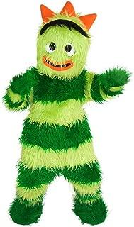 Brobee Green Monster Yo Gabba Gabba Mascot Costume Character Cosplay Party Birthday Halloween