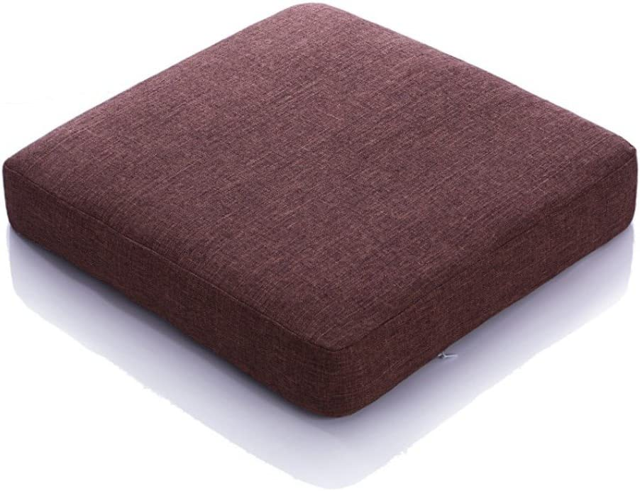 DSAQAO Thick Spring seat Comfort Cushion Today's only Low price Shock Absorption