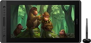 HUION Drawing Monitor KAMVAS Pro 16 Pen Tablet Display Tilt eco-Friendly Battery-Free Stylus 8192 Pen Pressure 120% sRGB