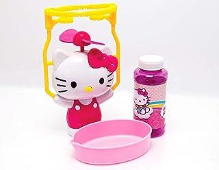 Simba Hello Kitty 109282409 Soap Bubbles Fan